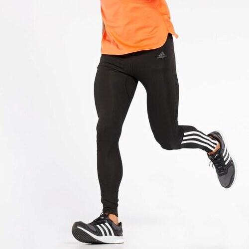 Malla Larga Running adidas - Negro - Mallas Hombre - GLAMI.es