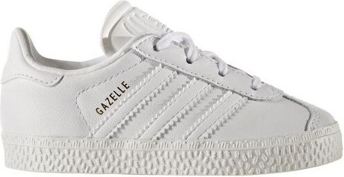 adidas gazelle blanca niño