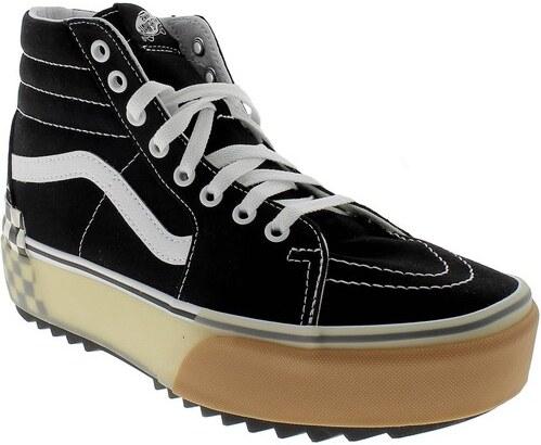 zapatillas altas vans niña