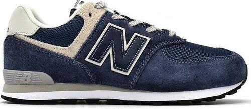 Zapatillas New Balance GC574 Lifestyle junior negro