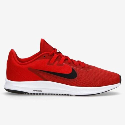 Nike Downshifter 9 - Rojas - Zapatillas Running Hombre ...