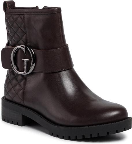 Botas FLY LONDON - Renifly P144469001 Dk. Brown - Botines - Botas y otros - Zapatos de mujer