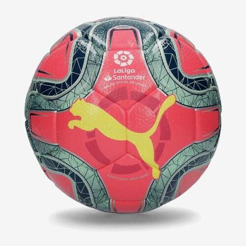 Chaqueta emulsión resumen  Puma Hybrid - Amarillo - Balón Liga Fútbol - GLAMI.es