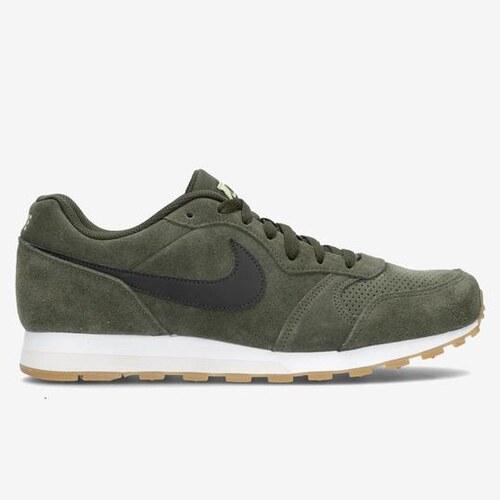 Estándar De Verdad Pico  Nike MD Runner 2 - Kaki - Zapatillas Hombre - GLAMI.es