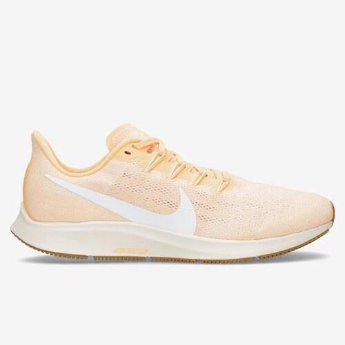 Nike Air Zoom Pegasus 36 - Coral - Zapatillas Running Mujer ...