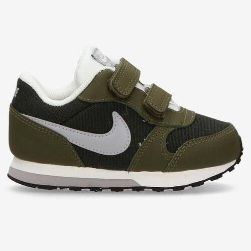 Elegibilidad Frente a ti Que  Nike MD Runner 2 Niño - Kaki - Zapatillas Niño - GLAMI.es