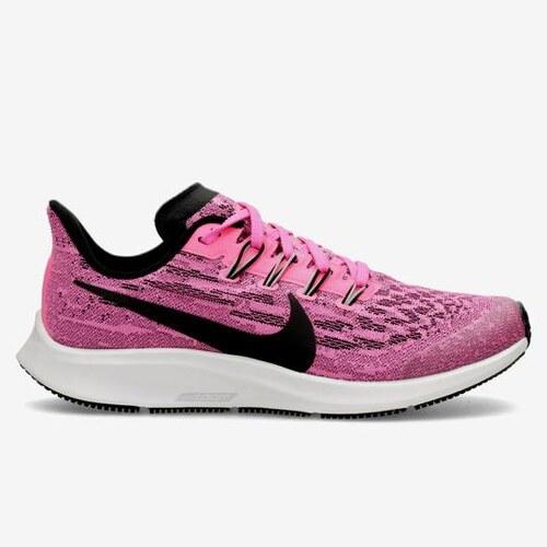 Rodeado frecuentemente Honestidad  Nike Air Zoom Pegasus 36 - Rosa - Zapatillas Running Chica - GLAMI.es