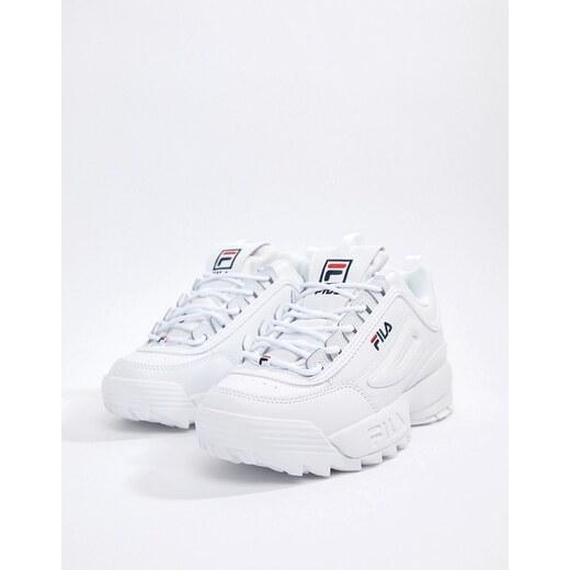 Zapatillas de deporte blancas Disruptor de Fila GLAMI.es
