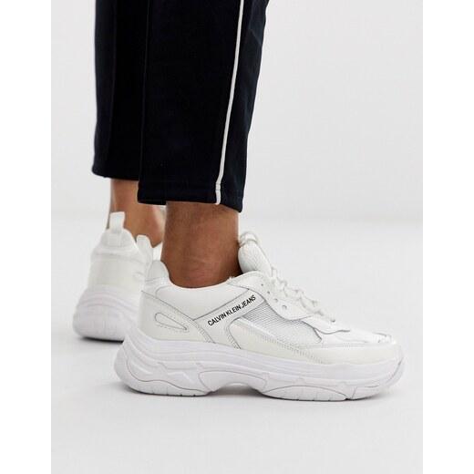 Chunky sneakers en blanco Marvin de Calvin Klein GLAMI.es
