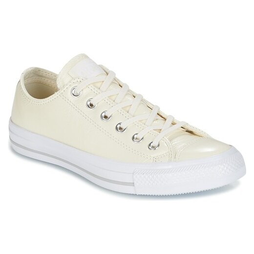 Converse Zapatillas CHUCK TAYLOR ALL STAR CRINKLED PATENT LEATHER OX EGRETEGRETWHI
