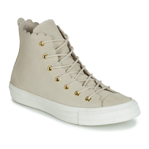 Converse Zapatillas altas CHUCK TAYLOR ALL STAR FRILLY THRILLS SUEDE HI Converse