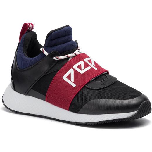 Sneakers NAPAPIJRI - Leaf NP0A4ET7  Black 041 - Sneakers - Zapatos - Zapatos de mujer