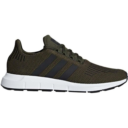 adidas Zapatillas Swift Run Verde Hombre 43 1 3 Verde