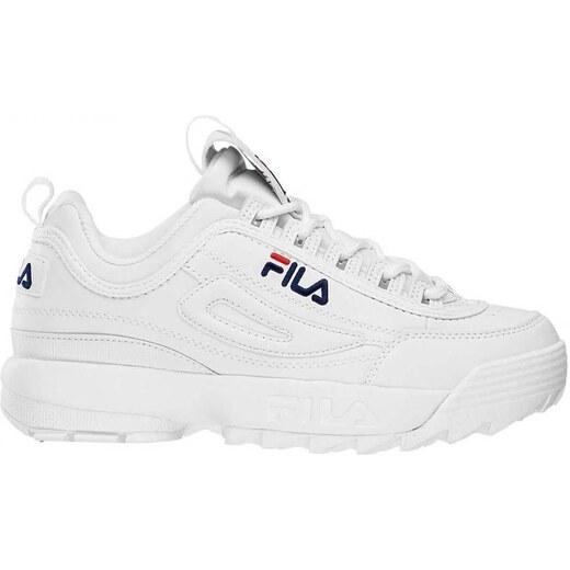 Zapatillas Fila Disruptor Low Blanca Mujer 36 GLAMI.es