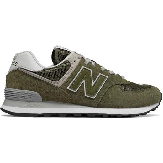 new balance hombres zapatillas verdes