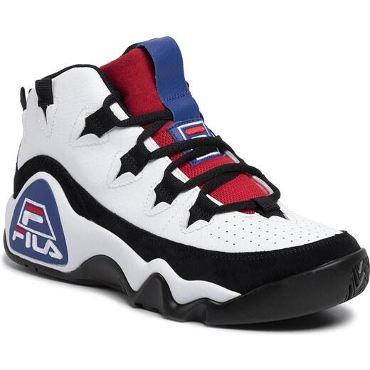 Sneakers FILA Fila 95 Grant Hill 1 1010579 WhiteBlack