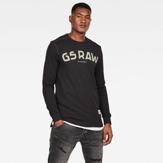 G-STAR RAW Gsraw GR Camiseta de Manga Larga
